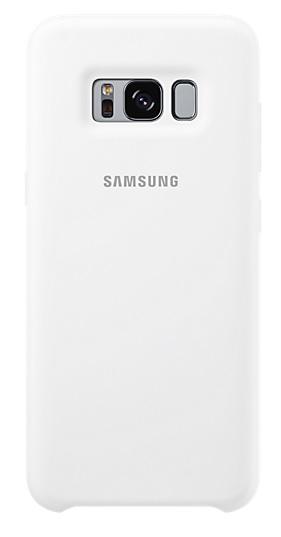 Samsung Silikonové pouzdro EF-PG955TWE pro Galaxy S8+ White