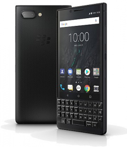 BlackBerry KEY2 Athena QWERTY DS Black 128GB/6GB
