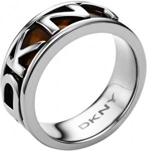 Ocelový prsten s nápisem NJ1892040