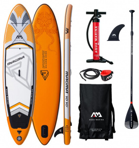 Paddleboard Aqua Marina MAGMA SET 2019