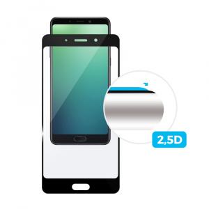 Ochranné tvrzené sklo FIXED Full-Cover pro Nokia 7, přes celý displej, černé, 0.33 mm