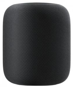 Repro bezdrátový Apple Homepod Space Grey - chytrý reproduktor (MQHW2)