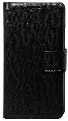 Pouzdro Lenovo LEN-FCA536 typu kniha pro Lenovo A536 black/černá (BLISTR)