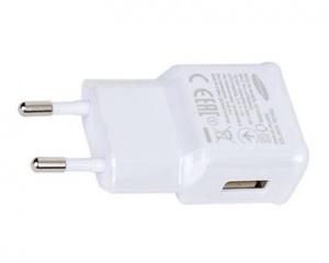 Nab.cestovní Samsung EP-TA20EWE white/bílá USB (BULK)