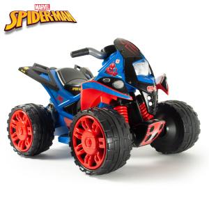 Injusa QUAD elektrická čtyřkolka The Beast Spiderman 12V