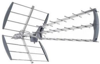 DVB-T anténa FUBA DAT902B LTE, 25 prvků, zisk 16,5dB