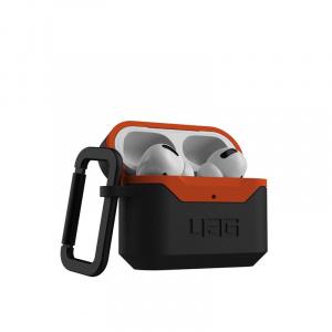 UAG Hard case, black/orange - AirPods Pro