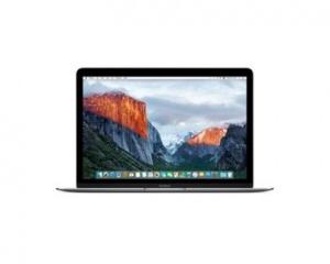 Apple MacBook 12'' Core M5 1.2GHz, 8GB, 512GB, CZ, Space Gray