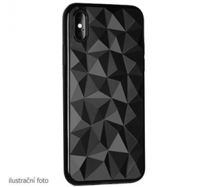 Kryt ochranný Forcell PRISM pro Huawei Y6 2019, Honor 8A, černá