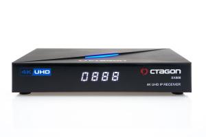 Octagon SX888 IPTV Box 4K Linux HEVC H.265 UHD