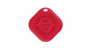 Key finder FIXED Smile s motion senzorem, červený