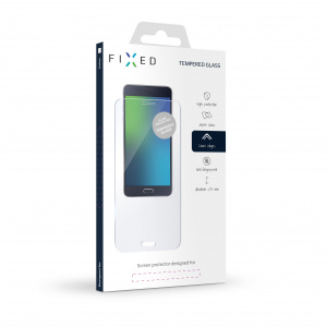 Ochranné tvrzené sklo FIXED pro Huawei Y6 Prime (2018), čiré