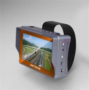 DI-WAY AHD CCTV Tester 4.3  ´´TFT - LCD, OSD menu, 2600 mAh