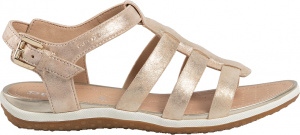 Dámské sandále D Sandal Vega Sand D72R6A-000MA-C5004