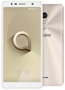 """Alcatel 3C (5026D) Metallic Gold (dualSIM) 6"""", 16GB/1GB"""