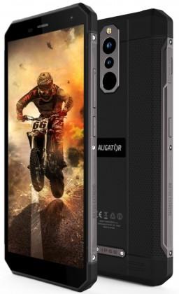 Aligátor RX700 eXtremo LTE Black 32GB/3GB (Dual SIM) vodě odolný IP68