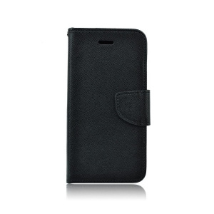 Pouzdro FANCY Diary Nokia 5 barva černá