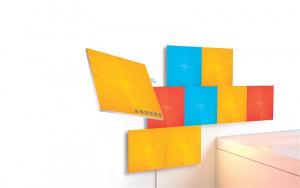 Nanoleaf Canvas Panels Smarter Kit 9 Pack