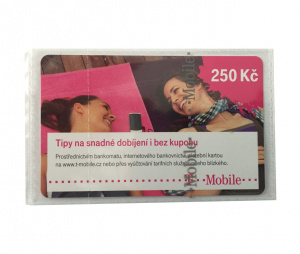 T-MOBILE TWIST KUPON 250 Kč