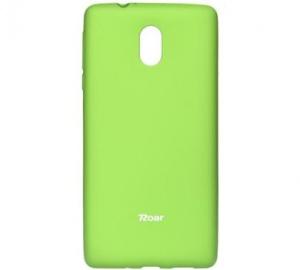 Kryt ochranný Roar Colorful Jelly pro Nokia 8, limetková