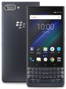 BlackBerry KEY2 LE QWERTY SS Black - Blue 32GB/4GB