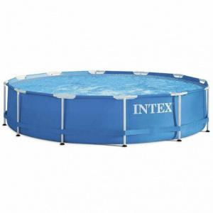 Bazén Intex 28212 METAL FRAME POOL 366x76 cm SET