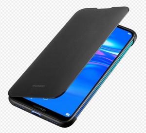 Huawei Original Folio Pouzdro Black pro Y7 2019 (EU Blister)