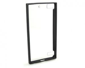 Kryt ochranný Aegis pro BlackBerry Z3 black/černá (BLISTR)
