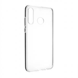 Ultratenké TPU gelové pouzdro FIXED Skin pro Huawei P30 Lite, 0,6 mm, čiré
