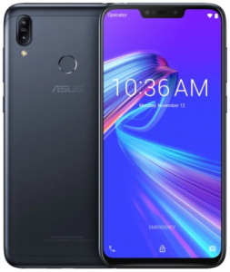 "ASUS ZenFone Max M2 (ZB633KL-4A070EU) Black - 6,3"", 8x 1,8GHz, 32GB/4GB, Android 9.0"