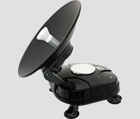 Megasat Satmaster Portable Premium, LNB Singl, pr. 46cm, 33dBi