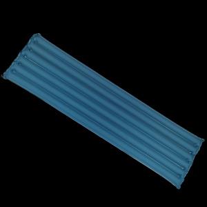 YATE BUŘTOVKA S IZOLACÍ 7,0 modrá/šedá Nafukovací karimatka 6-trubic