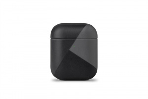 Native Union Marquetry Case, black - AirPods