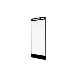 Ochranné tvrzené sklo CELLY Full Glass pro Nokia 3.1/Nokia 3 (2018), černé