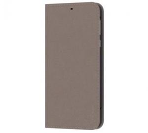 Pouzdro Nokia Slim Flip CP-270 pro Nokia 7.1, grey/šedá
