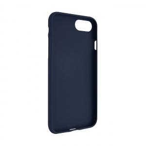 Zadní pogumovaný kryt FIXED Story pro Apple iPhone 11 Pro Max, modrý