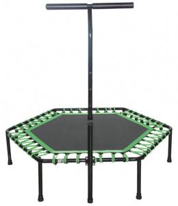 Trampolína SPARTAN 136 cm s madlem