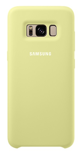 Samsung Silikonové pouzdro EF-PG955TGE pro Galaxy S8+ Green