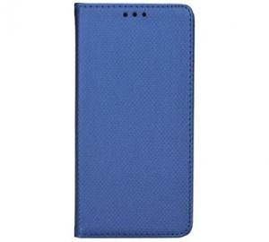 Pouzdro kniha Smart pro Nokia 7 Plus, modrá