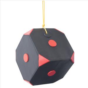YATE Cube Polimix ČERNÁ-ČERVENÁ var.4