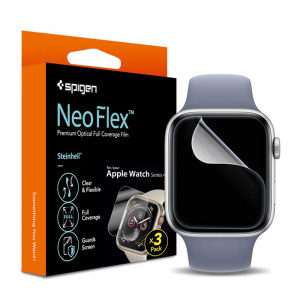 Spigen Film Neo Flex - Apple Watch 4 44 mm