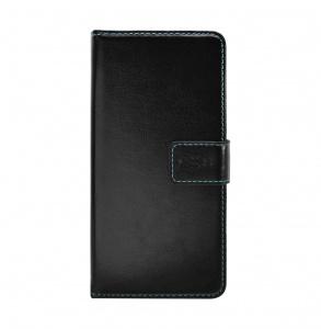 Pouzdro typu kniha FIXED Opus pro Samsung Galaxy A80, černé