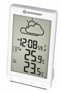 Bresser TemeoTrend STX RC Weather Station-white