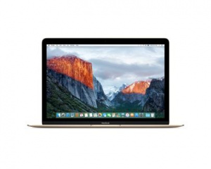 Apple MacBook 12'' Core M3 1.1GHz, 8GB, 256GB, CZ, Gold