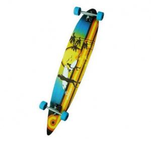 Longboard SURF SPARTAN 115 x 22,5 cm