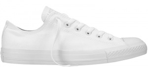 Tenisky Chuck Taylor All Star White Monochrome