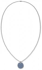 Pánský ocelový náhrdelník TH2700801