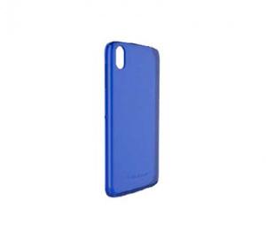 Kryt ochranný BlackBerry měkký ACC-63010-002 pro DTEK50 modrá (poškozen BLISTR)