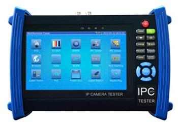 DAHUA IPC Tester 700X-T, 7 ´´TFT - LCD Multi - univerzální tester – IP, AHD, HDCVI, HD-TVI, HDSDI