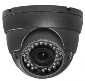 DI-WAY HDCVI dome kamera 1080P, 2,8-12 Varifocal autofocus